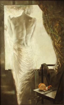 Ангел вдохновения. Х.М. 108х67